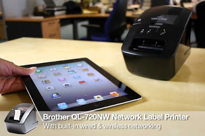Download Brother QL-720NW Driver Printer