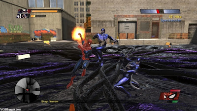 Spider Man Web Of Shadows PC Game Play
