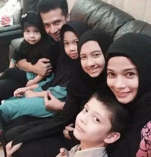 Primus Yustisio keluarga