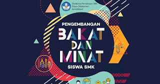 Buku Modul Pengembangan Bakat dan Minat Siswa SMK