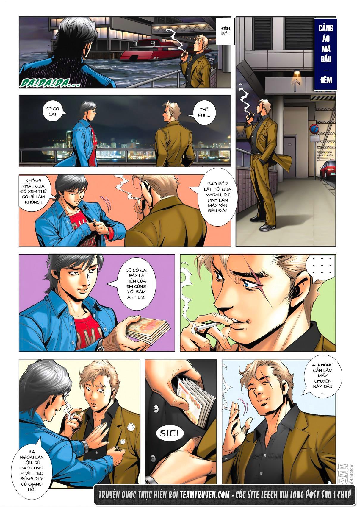 Người Trong Giang Hồ NetTruyen chap 1564 - Trang 3