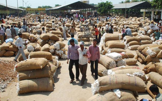 Cotton Textile India