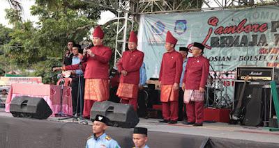 Wagub Sulut Buka Secara Resmi Jambore BKPRMI di Bolsel