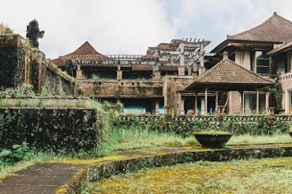 Misteri Palace Hotel di Bali Setelah 20 Tahun Tidak Beroperasi