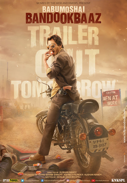 Poster of Babumoshai Bandookbaaz 2017 Full Movie Download In HD Google Drive