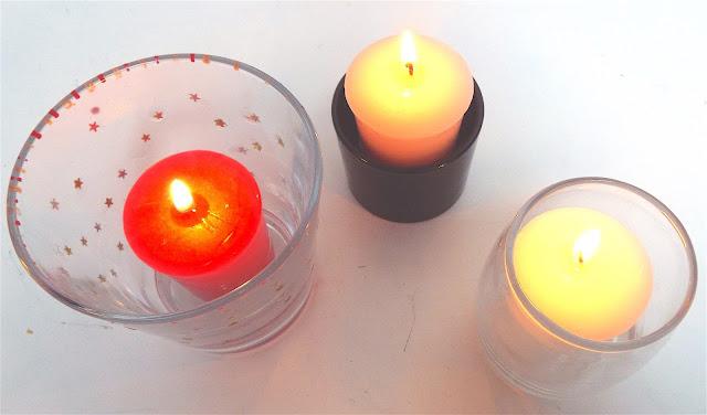 recycler ces pots à bougies