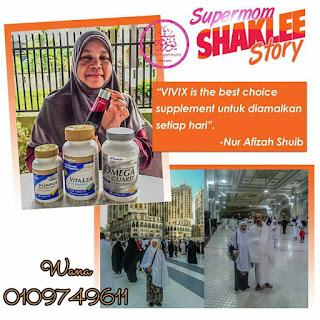 Penjual Shaklee Lekir
