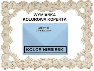Wiadomo już kto komu wysyła kopertę :)