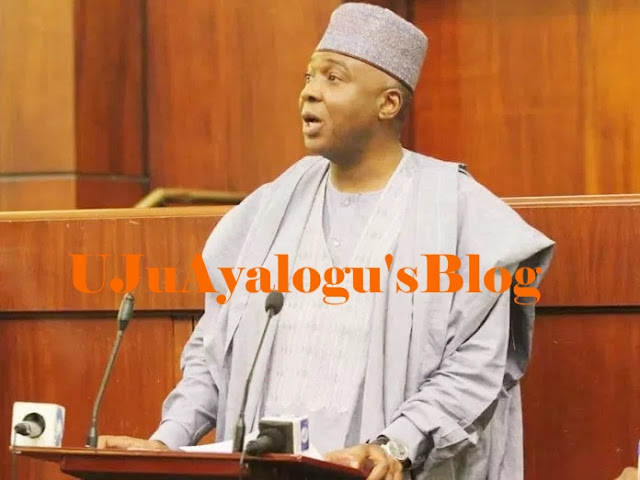 Saraki gives Buhari condition on how N8.6trn 2018 budget will be passed