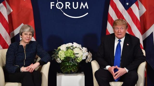 """""""El Reino Unido no debe participar en ataques de Trump contra Siria"""""""