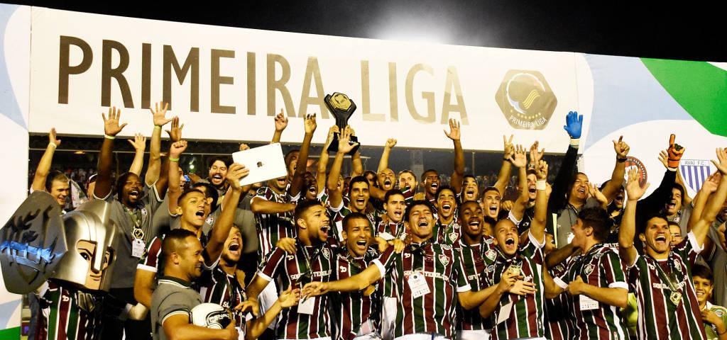 Fluminense busca o bicampeonato da Primeira Liga a partir desta terça-feira (Foto: Maílson Santana/FFC)