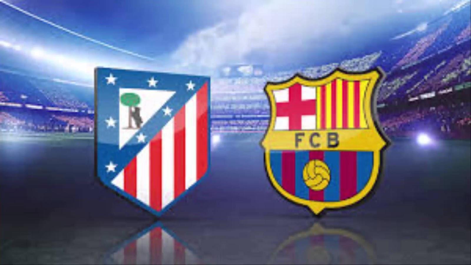 تغطية مباراة برشلونة واتلتيكو مدريد اليوم 14-10-2017 في الليجا