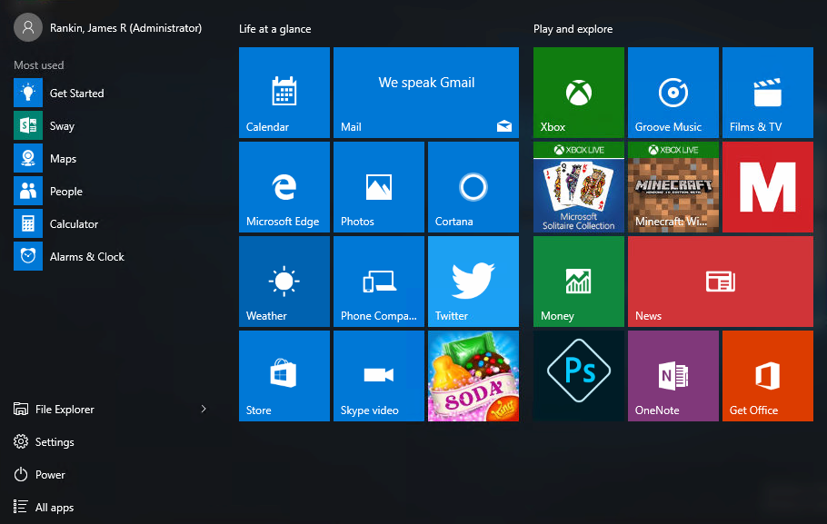 Windows 10 part #9 - removing Modern Apps from your image