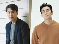 Jung Woo Sung Menanggapi Pernyataan Joo Ji Hoon yang Menyebutnya Role Model
