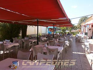 Cafetería Polieportivo Aranjuez