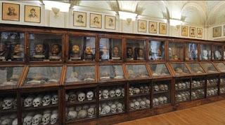 Museum, Dunia, Misteri