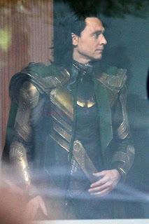 Avengers 4 endgame leaked set photos loki