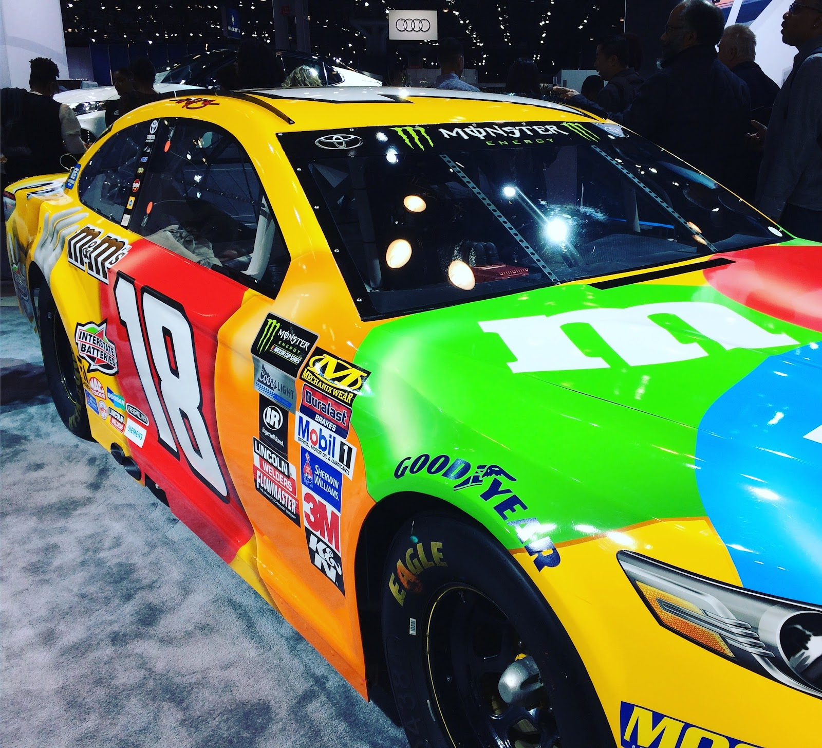 the jersey momma the new york international auto show rocks and