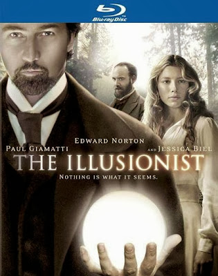 The Illusionist 2006 Hindi Dubbed Dual Audio BRRip 720p