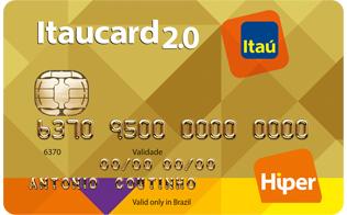 Itaucard 2.0 hiper