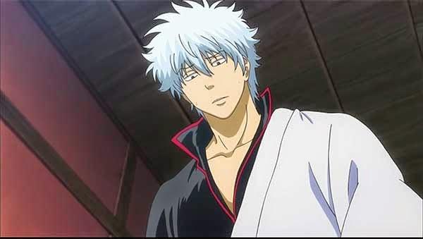 Gintama - anime spring terpopuler