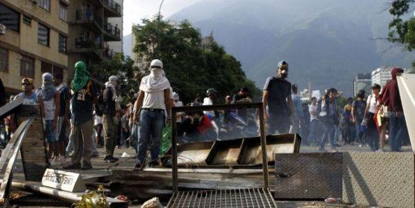Venezuela denuncia ante la ONU acciones terroristas de derecha