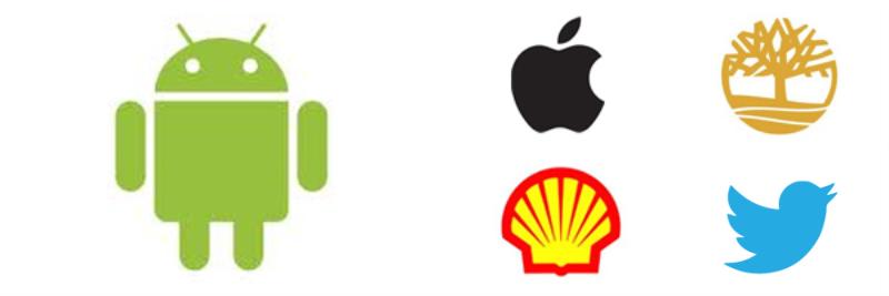 Contoh Logo Pictorial