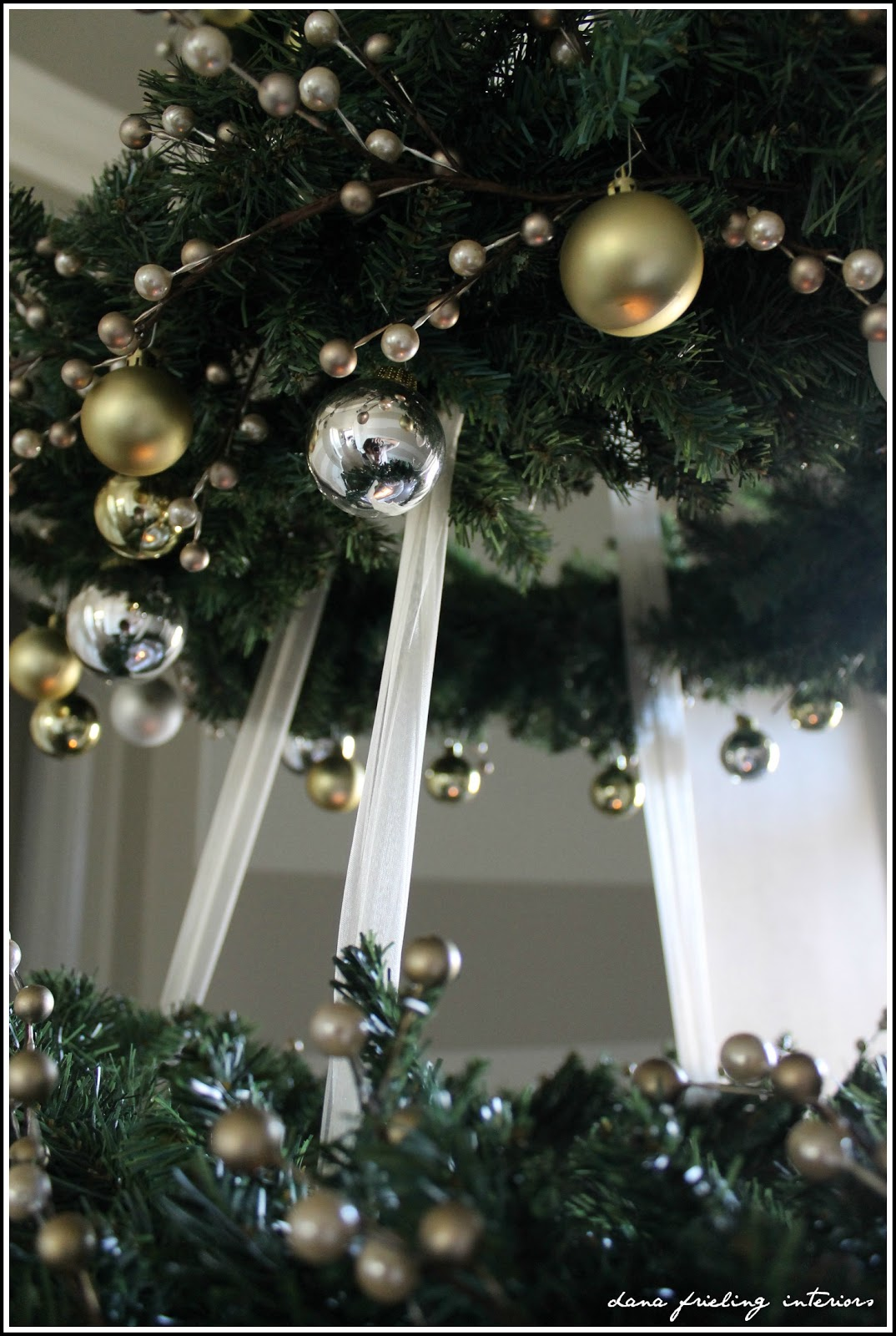 Make Them Wonder: Hanging Christmas Tree