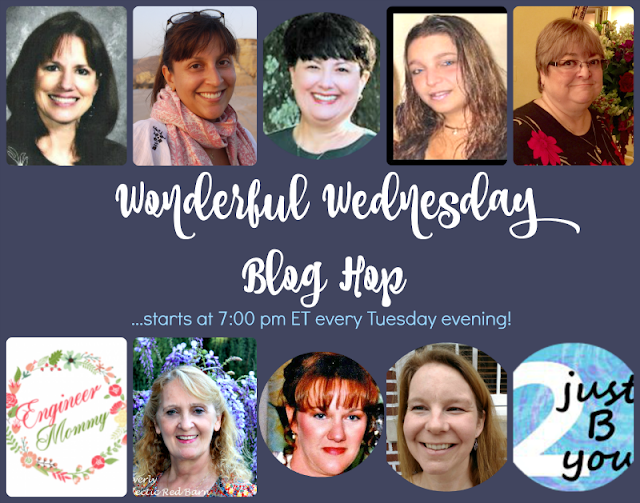 Wonderful Wednesday Blog Hop #115