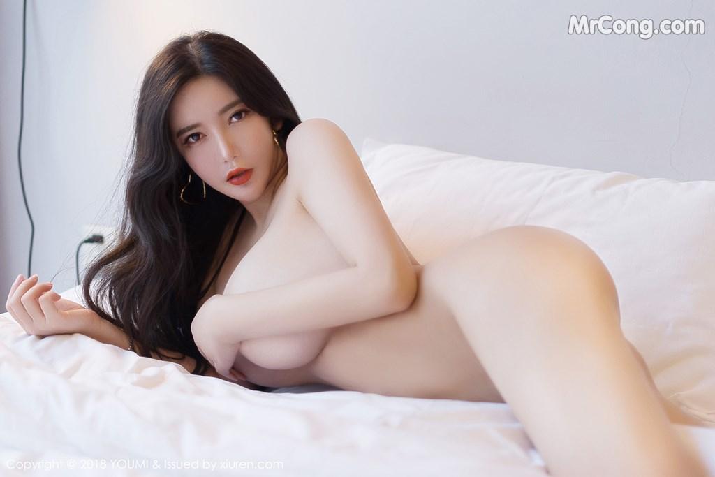 Image YouMi-Vol.198-MrCong.com-001 in post YouMi Vol.198: Người mẫu 心妍小公主 (46 ảnh)