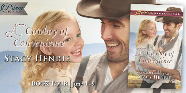 A Cowboy of Convenience by Stacy Henrie - Book Review, Preview