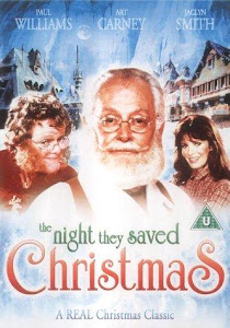 The Night They Saved Christmas Poster