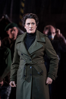 Sarah Connolly - Enescu's Oedipe - photo ROH/Clive Barda