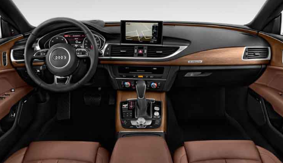 2017 Audi A7 Interior
