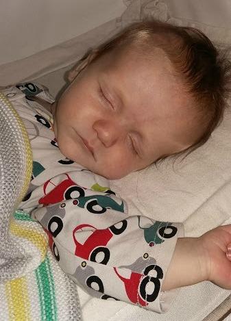 Improving Little E's Sleep with JOHNSON'S® Baby Bedtime Range