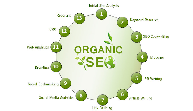 learn to understand organic seo