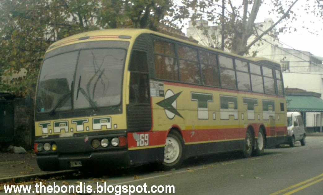 The Bondis - Los buses...