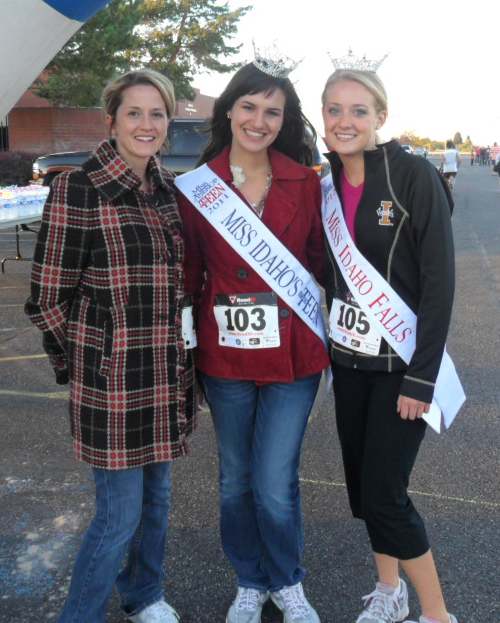 Michelle Kern Twilight 5k | The Future Belongs to Those Who ...