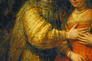 Rembrandt, Amsterdam, Mariage juif