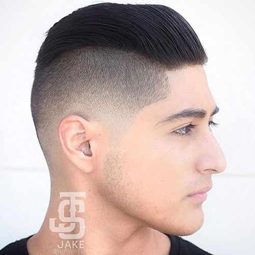 Handsome Men With Undercuts The Haircut Web