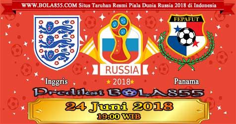 Prediksi Bola855 England vs Panama 24 Juni 2018
