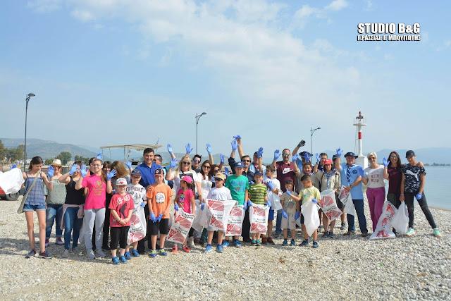 Με επιτυχία η περιβαλλοντική δράση Let's do it Greece στους Μύλους από τον Δήμο Άργους Μυκηνων