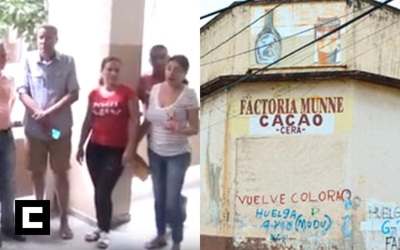 Video: Ahorrantes de Munné exigen su dinero y van a fiscalía de SFM