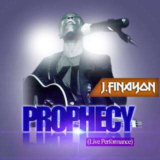 Gospel Music:  J.Finayon – Prophecy Live Performance - mp3made.com.ng