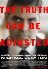 "Carátula del DVD: ""Michael Clayton"""
