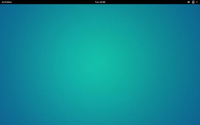 Ubuntu GNOME Desktop - Initial impression