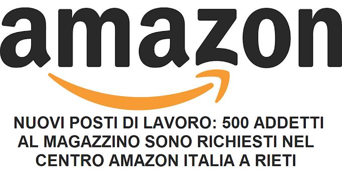 Offerte lavoro amazon: come candidarsi e fare domanda in Italia