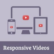 make embedded videos responsive