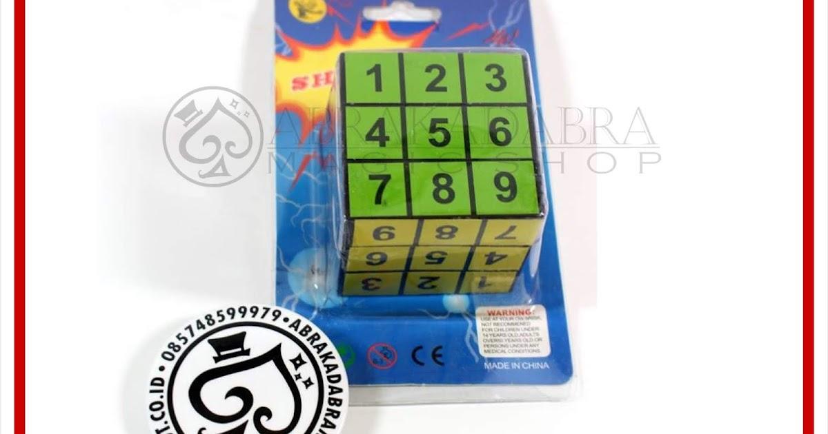 Prank Rubik Setrum
