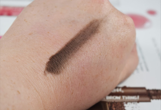 Barry M It's a Brow Thing Shape & Define Brow Powder in Medium Swatch